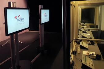 The new Brähler Studio for virtual conferences and streaming