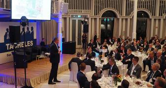 Conference and event technology for the Drescher & Cie AG 'Petersberger Treffen'