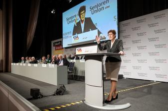 17TH FEDERAL DELEGATES' MEETING OF THE SENIOR CITIZENS' UNION OF THE CDU