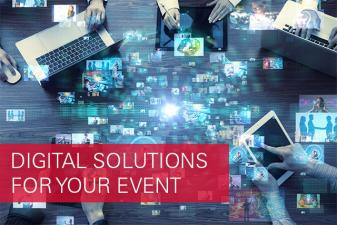 Virtual events are real alternatives to canceling an event
