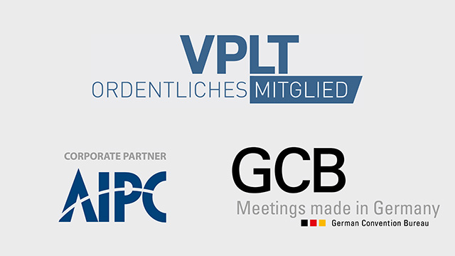 Brähler Convention is a member of various networks and associations in the MICE industry