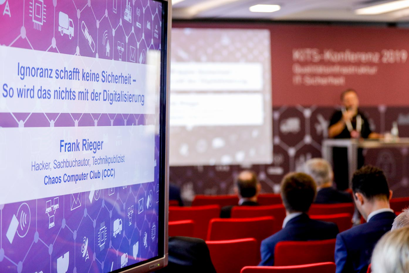 Confidence in event technology inspired by Braehler Convention Berlin