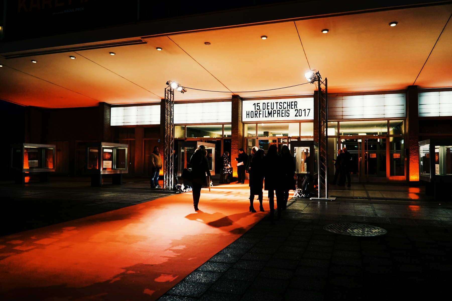 German Audio Described Film Prize in Berlin